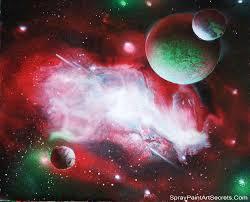 Spray Paint Universe Christmas Galaxy Spray Paint Art Secrets By Alisaamor On Deviantart