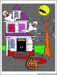 halloween puzzle printable printable jigsaw puzzles free printables and activities for kids