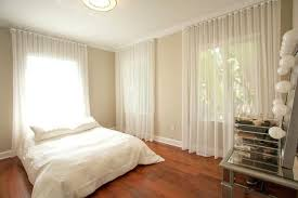 cozy sheer curtains bedroom u2013 muarju