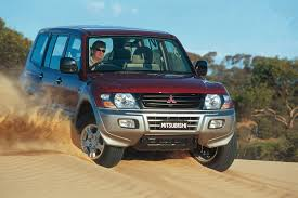 mitsubishi old models used mitsubishi pajero review 2001 2016 carsguide