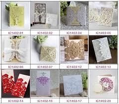 Muslim Wedding Invitation Cards New Style English Wedding Invitation Muslim Wedding Card Factory