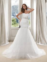 trumpet wedding dresses charmed trumpet sweetheart sequins ruched lace up wedding dress