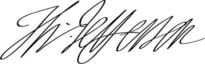 signature clipart thomas jefferson signature
