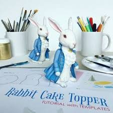 lop eared bunny cake my cakes pinterest