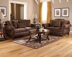 sofa loveseat and chair set bradington truffle sofa loveseat and accent chair set sofas