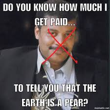 Neil Tyson Meme - memeday flat earthers channel gamergate in their attacks on neil