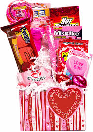 s day basket retro candy gifts and vintage candy assortments s day