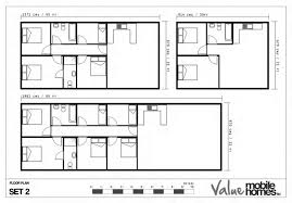 Caravan Floor Plans Cavalier Mobile Home Floor Plan Particular X Plans Pinterest Tiny