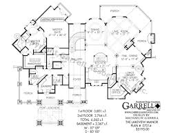 Narrow Home Floor Plans by Top Lakefront House Plans Homedessign Com