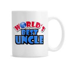 blue worlds best mug