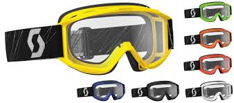 youth motocross goggles scott 2017 89si youth dirt bike goggles the bike exchange