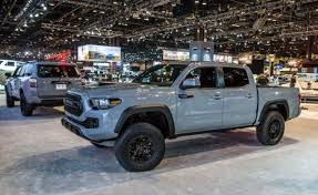 redesign toyota tacoma 2017 toyota tacoma redesign changes and release date