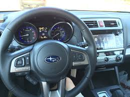 2017 subaru outback 2 5i limited interior review the 2016 subaru outback 2 5i is a mixed bag feedthehabit com