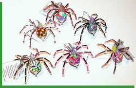 spider ornament rainforest islands ferry