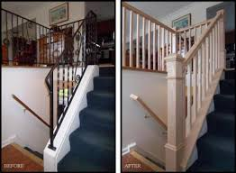 Banister Rail And Spindles Bennett Stair Company Inc Home