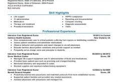 nursing resumes that stand out incredible design ideas sample retail resume 16 retail cv template
