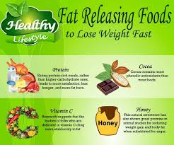 lose weight faster with these fat releasing foods