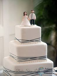 square wedding cakes custom wedding cakes elegance wedding cakes