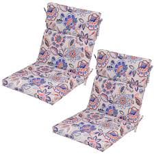 Outdoor Cushions For Patio Furniture Floral Attached Ties Outdoor Cushions Patio Furniture The