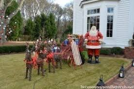 santa sleigh for sale outdoor santa sleigh foter