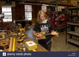 Crafters Supply Rochester New Hampshire Usa 13th Nov 2015 Instrument Builder