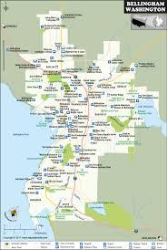 Yacolt Washington Map by Bellingham City Map Washington Bellingham Map