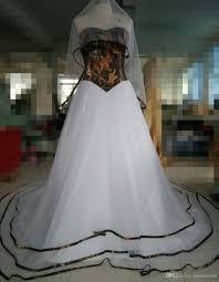 Summer Garden Dresses - discount triple net bridal skirt 2015 camo wedding dresses for