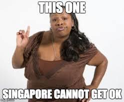 Singapore Meme - top 10 ways to spot a singaporean overseas scene sg