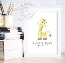 Giraffe Nursery Decor Giraffe Nursery Giraffe Nursery Decor Jungle Nursery Decor