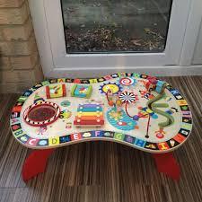 wooden activity table for alex junior jr sound play wooden activity table in totton
