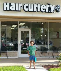 share u2013a u2013haircut when your child cuts their hair at hair cuttery