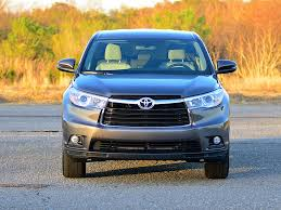 2014 toyota highlander ground clearance 2016 toyota highlander specs and features carfax