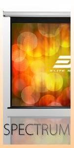 projection screens amazon com amazon com elite screens spectrum 125 inch diag 16 9 electric