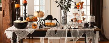 halloween tablecloth diy halloween party decor