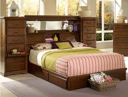 collection in queen storage headboard with queen storage bed with