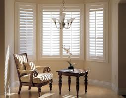 Modern Window Blinds Alluring Simple Modern Window Interior Design Come With Brown And