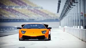 Lamborghini Murcielago Orange - lamborghini murciélago wallpapers pictures images