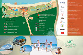 Riviera Maya Map Akumal Bay Beach U0026 Wellness Resort Travel By Bob