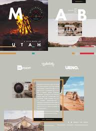 17 web design trends for 2016 webflow blog
