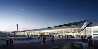 Georgia how far does light travel in a year images Unstudio plans extension to georgia airport four years after jpg