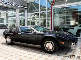 Maserati Bora Interior Maserati Bora 4 9 Coupé Auto Salon Singen