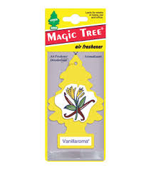tree vanillaroma car air freshener