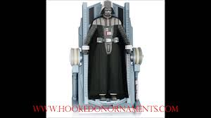 2014 rise of lord vader star wars hallmark christmas ornament