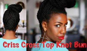 marley hair styling ideas sleek natural hair bun w marley hair youtube collection of