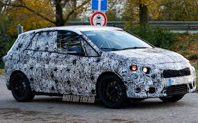 spied bmw 1 series gt previews bmw u0027s upcoming front drive four