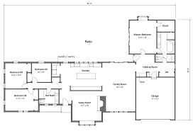 ranch house floor plan one level luxury house plans story floor plan small