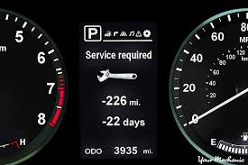 hyundai santa fe warning lights understanding hyundai service required lights yourmechanic advice