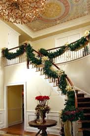 diy garland ideas garland for stairs