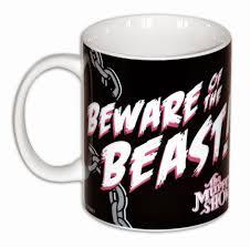 image animal mug beware of the beast 02 jpg disney wiki
