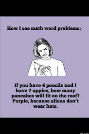 Math Problem Meme - how i see math word problems meme on imgur